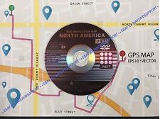NEW LATEST Toyota Lexus U08 13.1 Navigation GPS Map Update DVD Gen 2/3 WEST