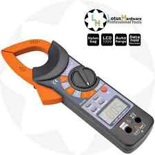 Clamp Type Universal Multimeter Digital Auto Range