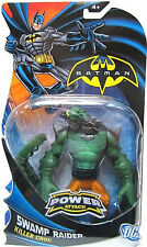 BATMAN Power Attack Collection_Swamp Raider KILLER CROC figure_Swamp Mission_MIP
