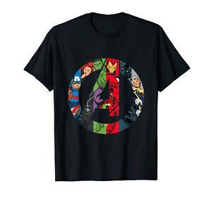 Marvel-Avengers-A-Logo-T-Shirt