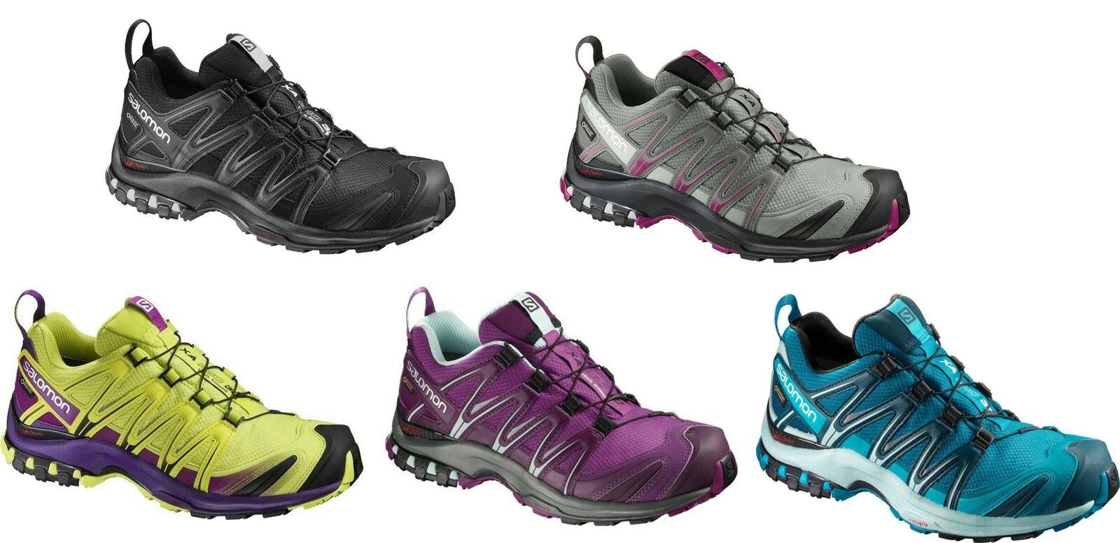 Salomon XA PRO 3D GTX® W Outdoorschuhe Trekkingschuhe für Damen