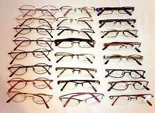 Lot of 25 Vintage Hampton Collection Unused Eyeglass Frames