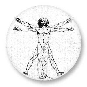 Pin-Button-Badge-38mm-Symboles-et-Signes-Leonard-De-Vinci