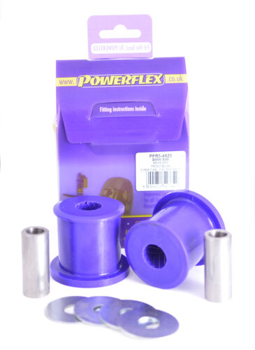 Powerflex Poly For BMW E46 3 SERIES 99-06 Compact Rear Diff Front Bush PFR5-4625