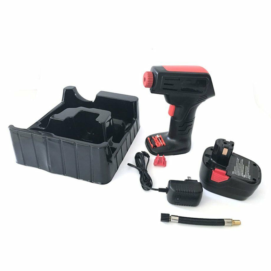 Air Compressor cordesless chargeable ELECTRIC CAR BIKE CAR ELECTRIC TIRE wireless Hawk Pust 454bd5