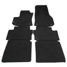 2009-2014 Graphit Anthrazit Textil Fußmatten Mazda 3 II Bj