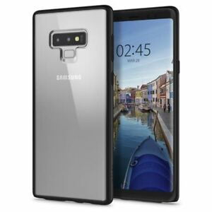 check out 5007b 65d1d Details about Case SPIGEN SGP Ultra hybrid for Samsung Galaxy NOTE 9 -  MATTE Black