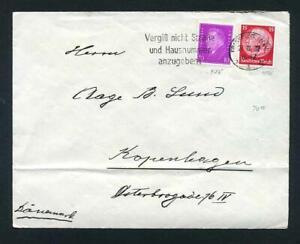 DR-470-15-Pf-Hindenburg-und-435-auf-Brief-von-FRANKFURT-nach-KOPENHAGEN-m632