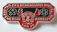 DDR Abzeichen - Tag des Bergmanns und des Energiearbeiters der DDR '79 - DDR 30.