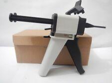Dental Impression Mixing Dispenser Dispensing Gun 50ml Caulking Ab Gun Free Ship