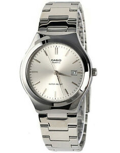 Casio-MTP1170A-7A-Mens-Stainless-Steel-Analog-Casual-Dress-Watch-Silver-Dial-NEW