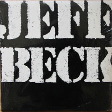 """Vinyle 33T Jeff Beck """"There and back"""""""