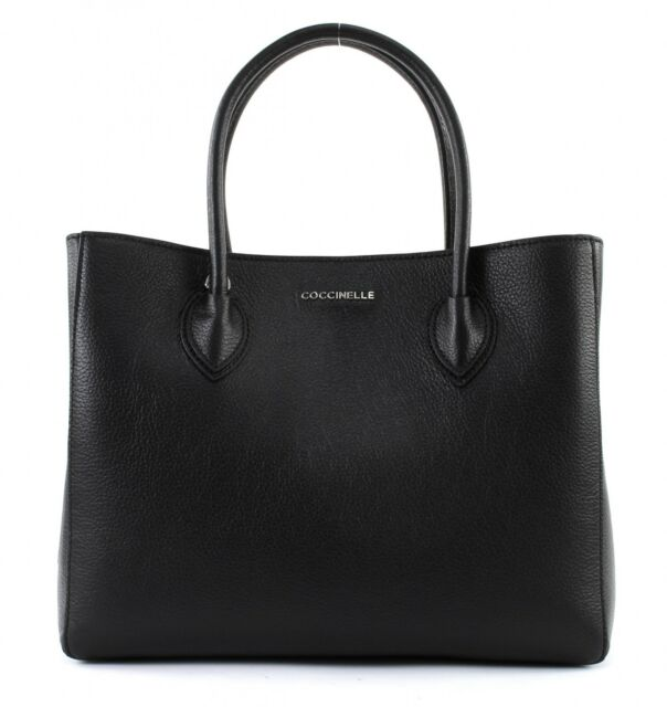 where to buy well known various colors Coccinelle Farisa Small Shoulder Bag Noir