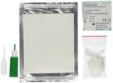 Blood Type Eldoncard Typing Test Kit Includes: 1 Eldoncard, lancet, gauze, wipe,