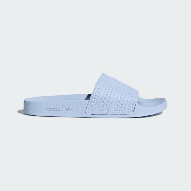 quality design 8ba01 47718 NEW Mens Adidas Adilette Slides Sandals Size 11 Color Easy Blue