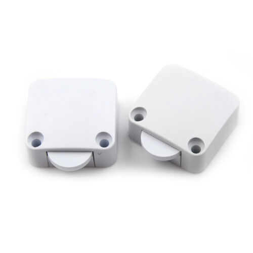2 Pcs Wardrobe Cabinet Light Automatic Reset switch Push-Pull door 202A YE
