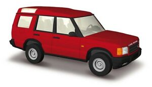 Busch-51900-Land-Rover-Discovery-Red-H0