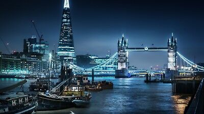 Art print POSTER CANVAS london pride