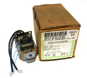 New ge cr9500a100a4a solenoid coil ebay for Ge motors industrial systems