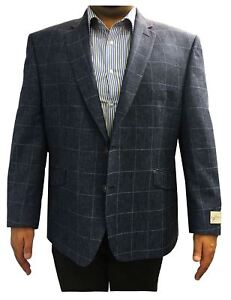 "S//R//L SCOTT Light Grey New Shetlands Wool Sports Jacket,Chest Size 40/""to 60/"""