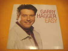 Cardsleeve Single CD GARRY HAGGER Easy 2TR 2001 pop ballad