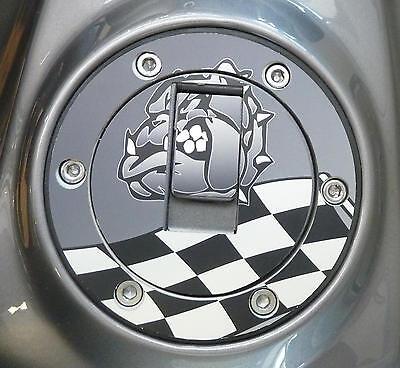Tank gas cap cover Yamaha BT 1100 Bulldog