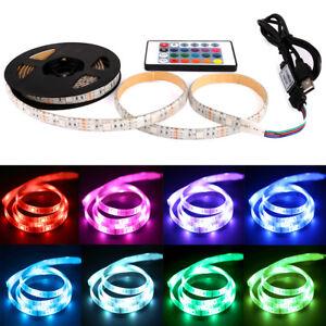 1-5M-LED-TV-USB-Backlight-Kit-Computer-RGB-LED-Light-Strip-TV-Background-Lights