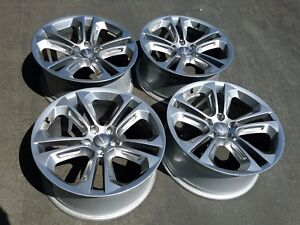 19 Q3 Audi Factory Oem Wheels Rims 20 Tt S4 S6 A4 A6 57mm Hub A Ebay