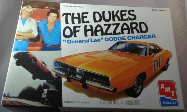 8597 AMT 1//25 Dukes Of Hazzard General Lee