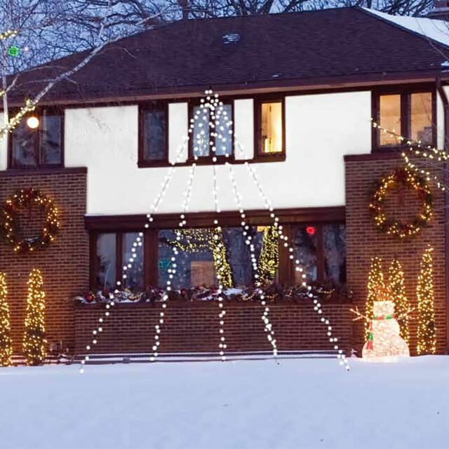 Top Outdoor Lights Xmas Central that you must See @house2homegoods.net