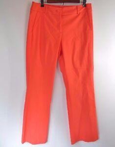 Lane Bryant Women/'s Coral Lena Boot Cut Trouser Pants Size 26