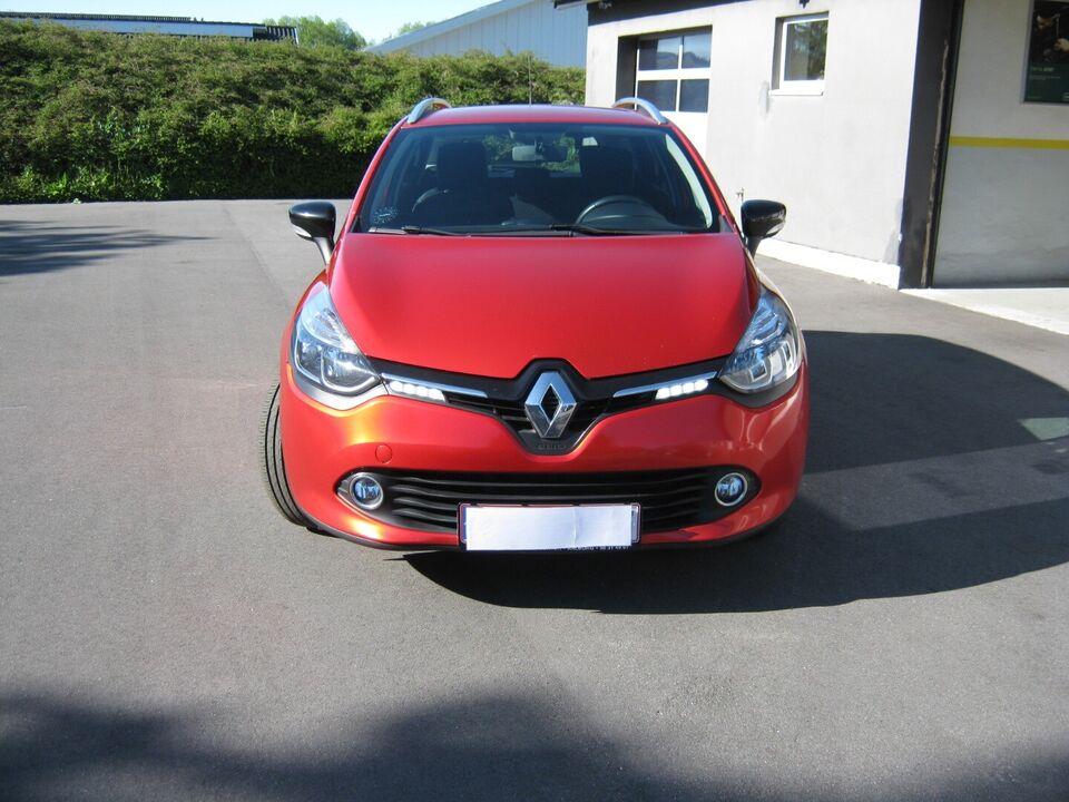 Renault Clio IV 1,5 dCi 75 Expression ST Diesel modelår 2014