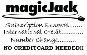 how to cancel magicjack subscription