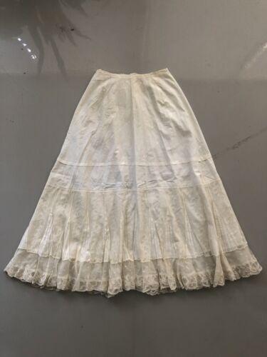 Antique Lovely Edwardian Petticoat