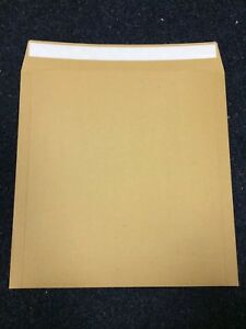 "25 7""  STRONG BROWN RECORD MAILERS / ENVELOPES FREE P+P"