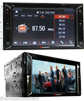 Nakamichi Na1600 Bluetooth Usb 6.2 Lcd Car Stereo Radio Dvd/cd/mp3 Receiver