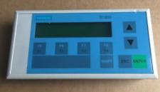 Siemens 6es7 272 0aa30 0ya1 industrial control system ebay item 6 used siemens td200 6es7 272 0aa30 0ya1 free shipping used siemens td200 6es7 272 0aa30 0ya1 free shipping sciox Choice Image