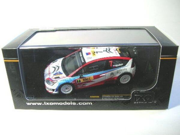 Citroen C4 WRC No. 7 Rally Catalunya 2009  |  Neuer Markt