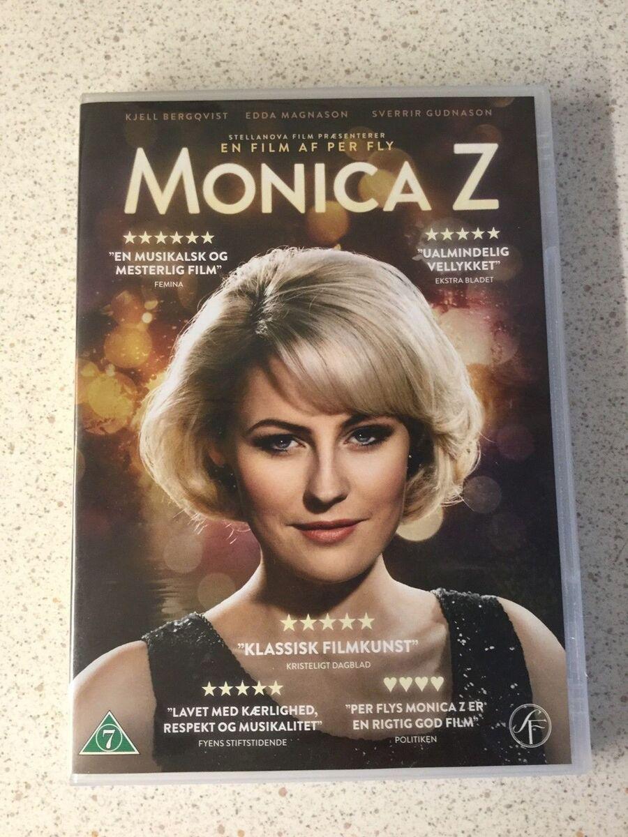 Monica Z Instruktør Smuk Svensk Dbadk Køb Og Salg Af Nyt Og Brugt