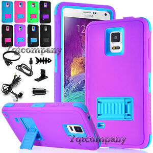 Hybrid-Shockproof-Kickstand-Hard-Case-Cover-For-Samsung-Galaxy-Note-4-Note-3-2
