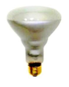 Case of 24 BR40 Incandescent Floodlights 100W 10k hour