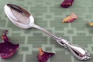 """QUEEN ELIZABETH Towle Sterling Oval Dessert Soup Spoon 7"""", Many Available"""