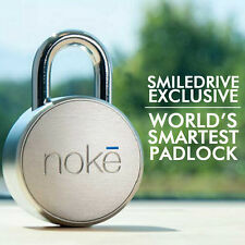 NOKE WORLD'S SMARTEST PADLOCK-KEYLESS BLUETOOTH LOCK