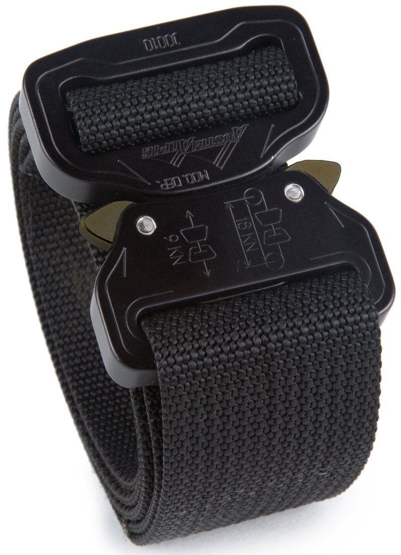 Klik Belt World's Strongest 2-Ply Tactical Belt for Law Enforcement, Militar 36