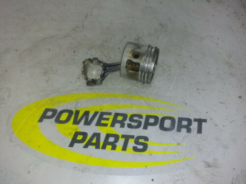 1968 Evinrude Johnson OMC 55 65 85hp Outboard Piston and Connecting Rod