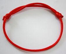 Red KABBALAH STRING.......... Lucky Kabala jewish Bracelet