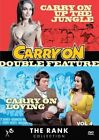 Carry on up The Jungle/carry on Lovin 0089859877421 With Joan Sims DVD Region 1