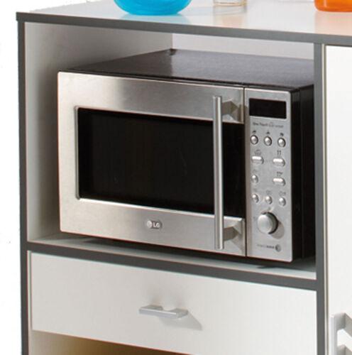 Küchenschrank 955 Schrank Küchenregal Küchenmöbel Mikrowelle Singleküche Küche
