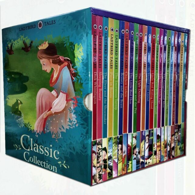 Ladybird Tales Classic Collection 22 Books For Sale Online Ebay
