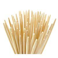 Semi Point Bamboo Wood Skewers 300 |1000 | Various Lengths